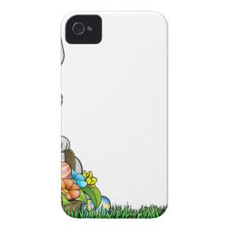 Fondo de Pascua Carcasa Para iPhone 4