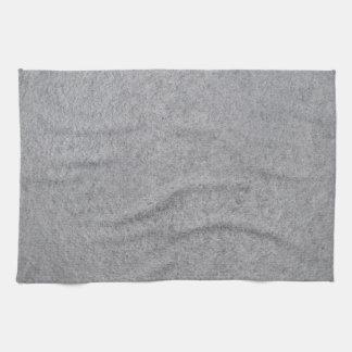 Fondo de pizarra toallas