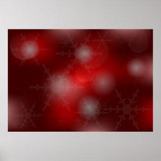 Fondo del navidad poster