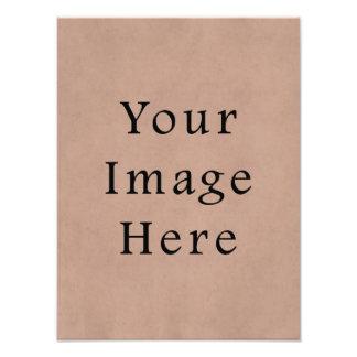 Fondo del papel de pergamino de Brown del ante del Fotos