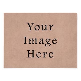 Fondo del papel de pergamino de Brown del ante del Arte Con Fotos