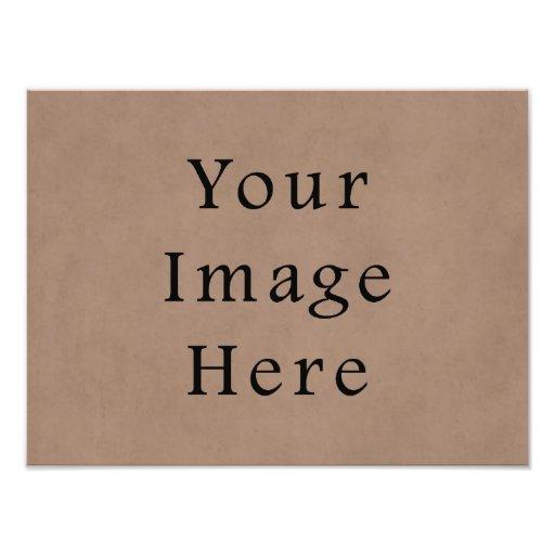 Fondo del papel de pergamino de Brown del ante del Arte Fotográfico