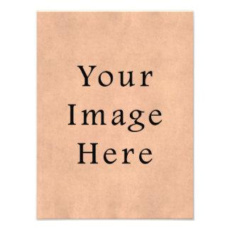 Fondo del papel de pergamino del rosa del ante del fotografia