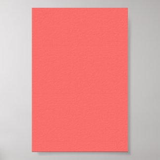 Fondo del rosa de color salmón en un poster