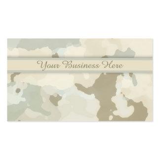 Fondo elegante del extracto del camuflaje del tarjetas de visita
