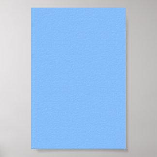 Fondo en colores pastel de los azules cielos en un póster