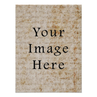 Fondo francés del papel de pergamino de la escritu arte fotografico