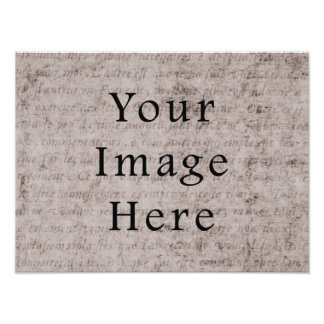Fondo francés del papel de pergamino del texto del impresiones fotográficas