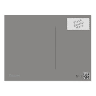 Fondo gris en colores pastel en una postal