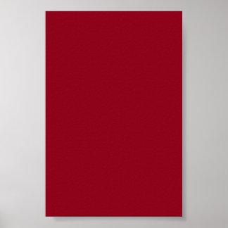 Fondo rojo de Borgoña en un poster
