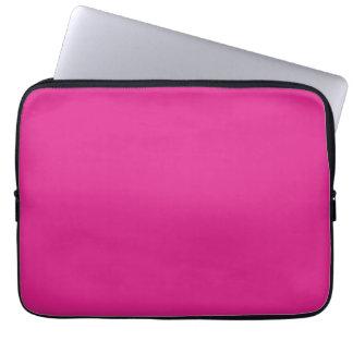 Fondo rosado de Barbie Fundas Computadoras