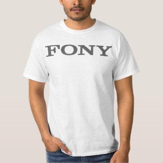 Fony Camiseta