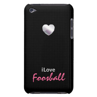 Foosball lindo Case-Mate iPod touch funda