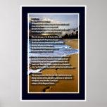Footprint-5 Posters