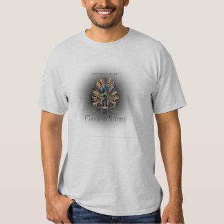 Forajidos del montante camiseta