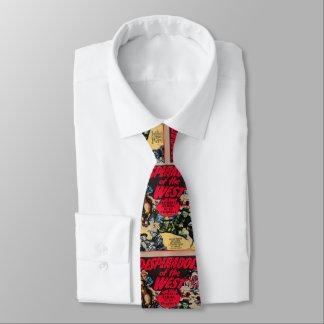 Forajidos occidentales de la corbata de la
