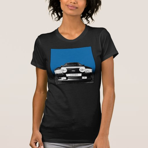 Ford Escort XR3i Camisetas