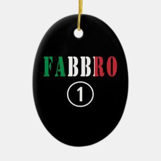 Forjadores italianos: Uno de Fabbro Numero Adorno De Reyes
