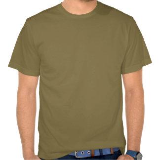 Forma de vida del safari camiseta