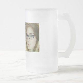 Forma final de Brodys - taza del vidrio esmerilado