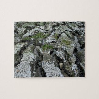 Formación de roca, costa de Oregon Puzzle