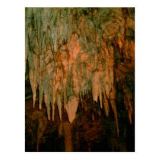 Formación PICT0053A de la cueva de Estrella del la Tarjeta Postal