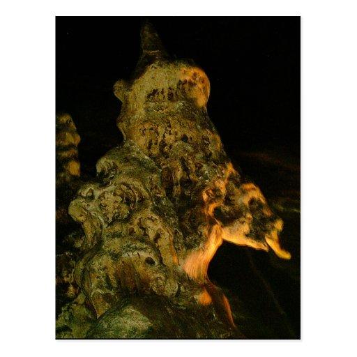 Formación PICT0117A de la cueva de Estrella del la Tarjetas Postales
