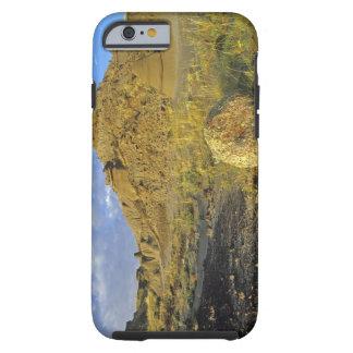 Formaciones de los Badlands en el parque Funda Para iPhone 6 Tough