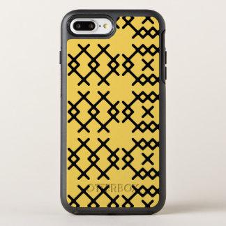 Formas geométricas de la primavera del nómada funda OtterBox symmetry para iPhone 7 plus