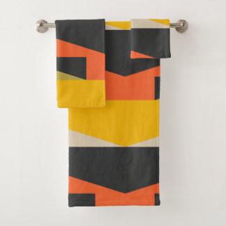 Formas geométricas modernas del arte abstracto de