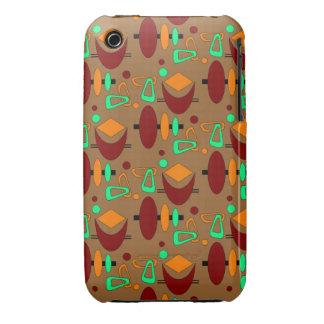 Formas retras adaptables iPhone 3 Case-Mate carcasa