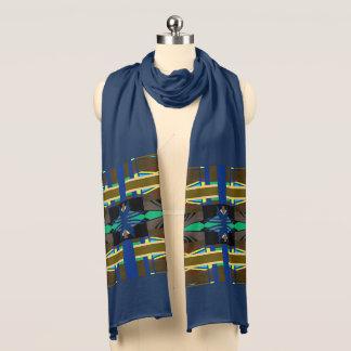 Forme a las mujeres de la bufanda -