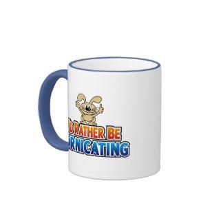 Fornicating bastante tazas de café