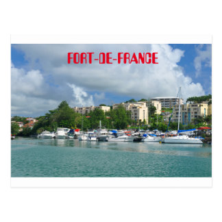 Fort-de-France, Martinica Postal