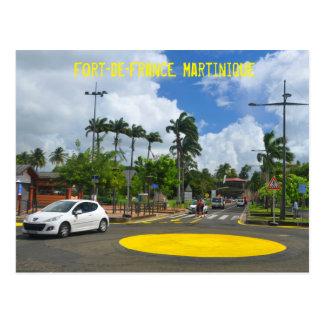Fort-de-France. Martinica Postal