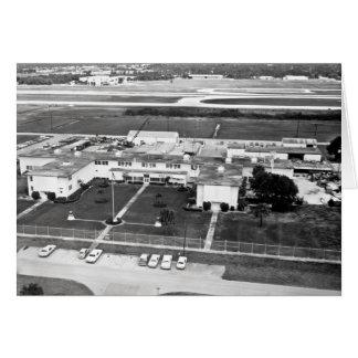 Fort Lauderdale naval de la estación aérea en los Tarjeta De Felicitación