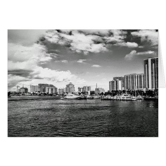 Fort Lauderdale, tarjeta de felicitación de FL