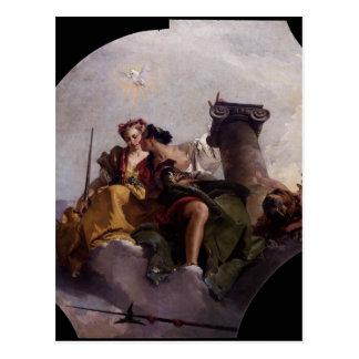 Fortaleza de ánimo y justicia de Juan Battista Postal