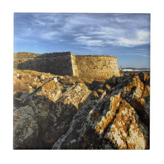 Fortaleza de Areosa Azulejo De Cerámica