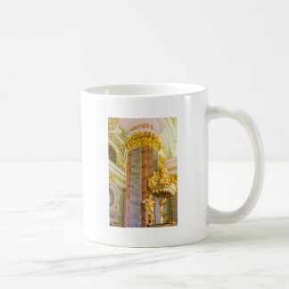 Fortaleza St Petersburg Rusia de Peter y de Paul Taza De Café