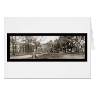 Foto 1909 del SC de la universidad de Charleston Tarjeton