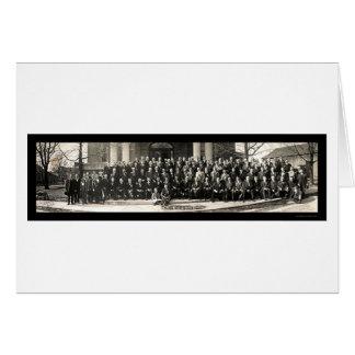 Foto 1910 de Illinois de los distribuidores Tarjeta De Felicitación