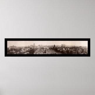 Foto 1916   del AL de Birmingham Póster