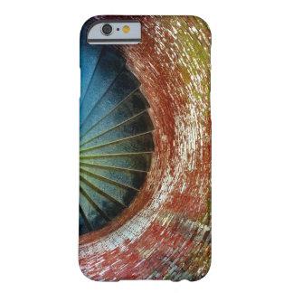 Foto abstracta colorida elegante de la escalera funda barely there iPhone 6