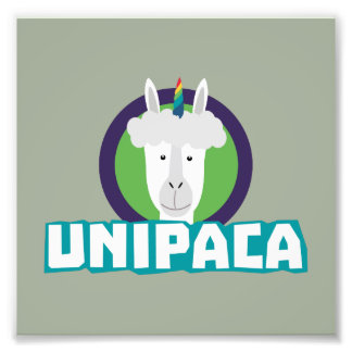 Foto Alpaca Z67aj del unicornio de Unipaca