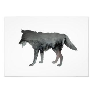 Foto Arte del lobo