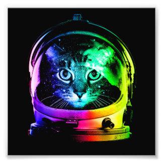 Foto Astronauta del gato - gato del espacio - gatos