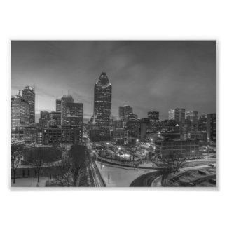 Foto B&W Montreal