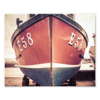 Foto Barco de pesca de Lyme Regis