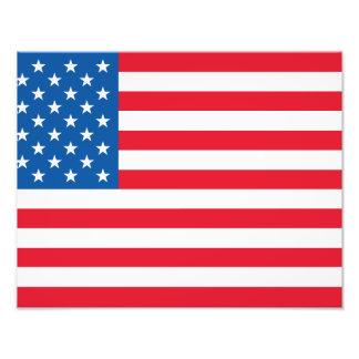Foto Barras y estrellas de la bandera de los E.E.U.U.